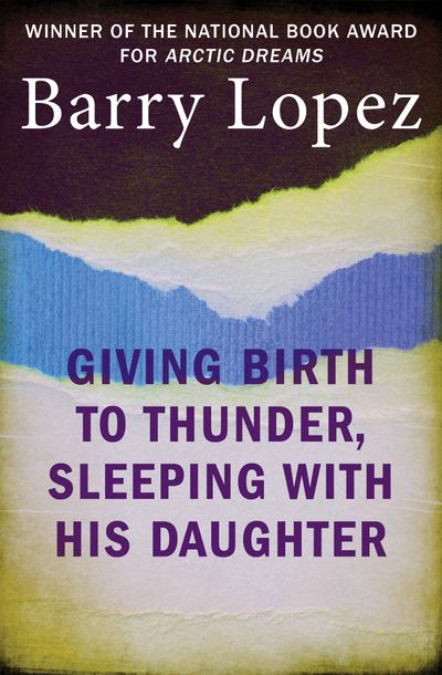 Buy Giving Birth to Thunder, Sleeping with His Daughter at Amazon