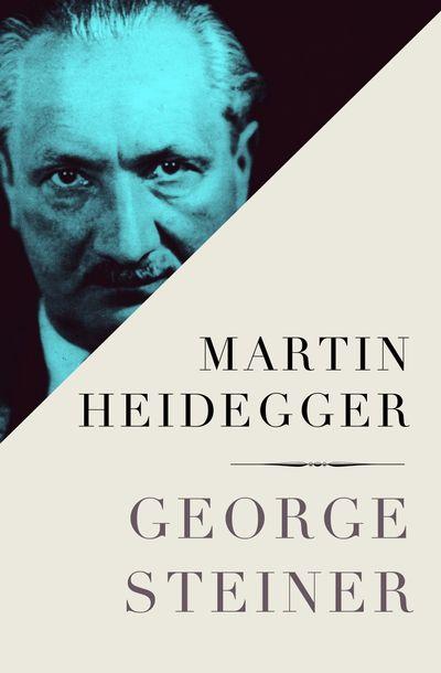 Buy Martin Heidegger at Amazon