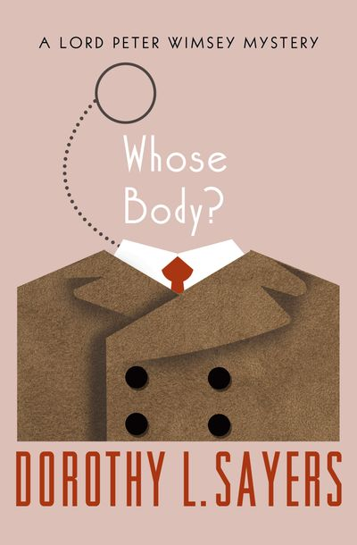 Buy Whose Body? at Amazon
