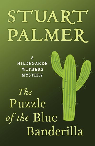 Buy The Puzzle of the Blue Banderilla at Amazon