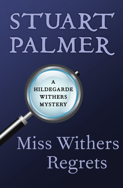 Buy Miss Withers Regrets at Amazon