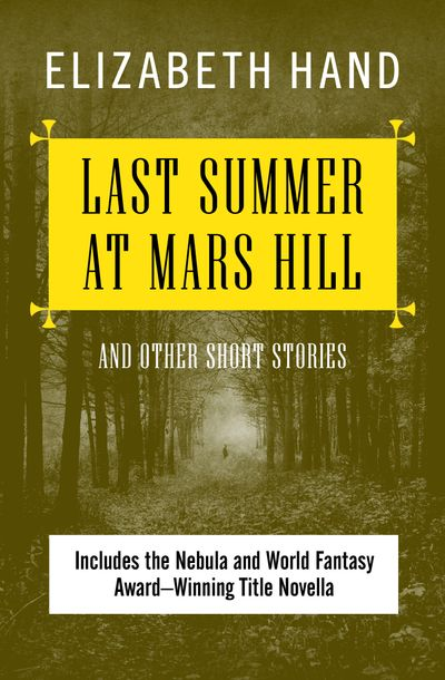 Buy Last Summer at Mars Hill at Amazon