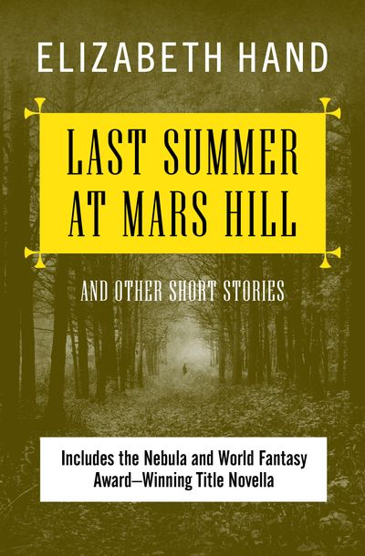 Buy Last Summer at Mars Hill at Amazon