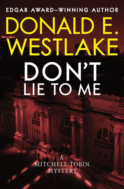 Buy Don't Lie to Me at Amazon