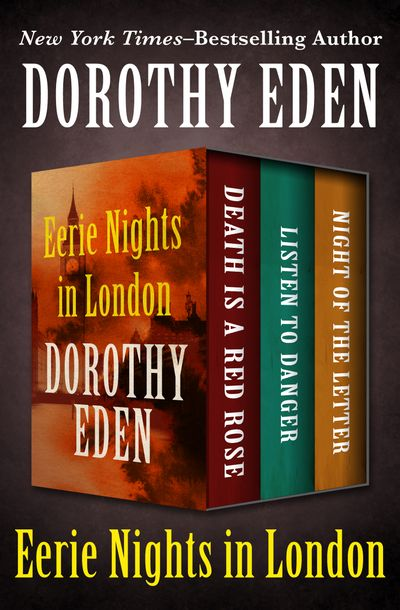 Buy Eerie Nights in London at Amazon