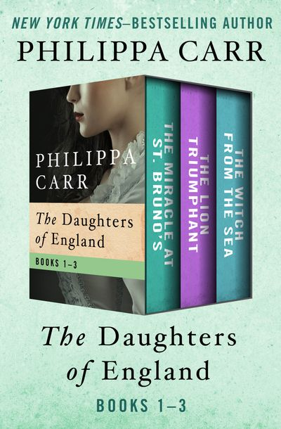 Buy The Daughters of England Books 1–3 at Amazon