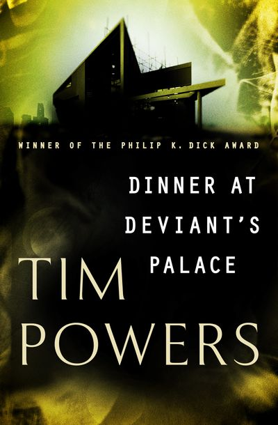 Buy Dinner at Deviant's Palace at Amazon