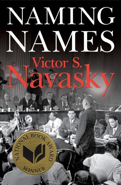 Buy Naming Names at Amazon