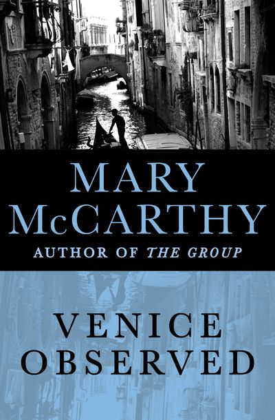 Buy Venice Observed at Amazon
