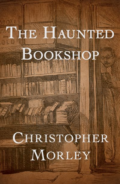 Buy The Haunted Bookshop at Amazon