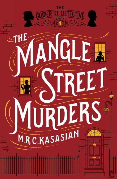 Buy The Mangle Street Murders at Amazon