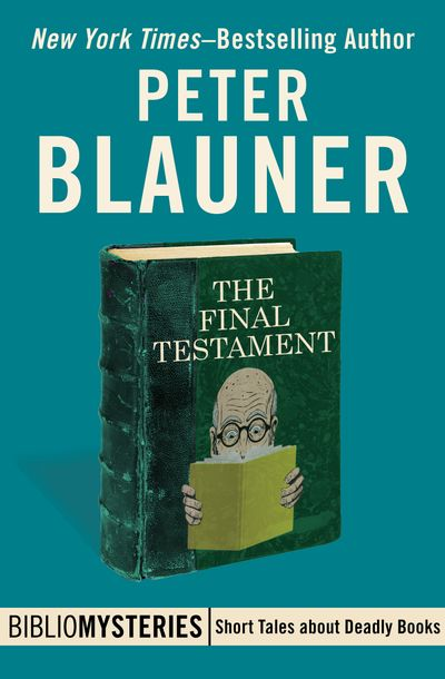 Buy The Final Testament at Amazon