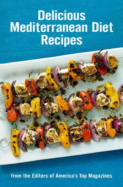 Buy Delicious Mediterranean Diet Recipes at Amazon