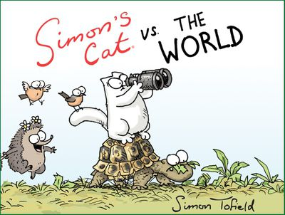 Buy Simon's Cat vs. the World at Amazon