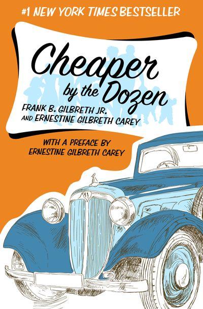 Buy Cheaper by the Dozen at Amazon
