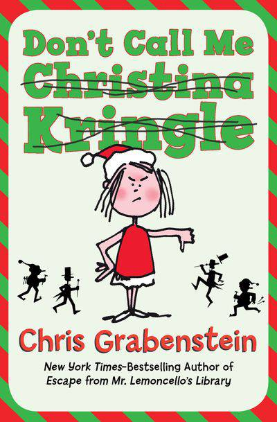 Buy Don't Call Me Christina Kringle at Amazon