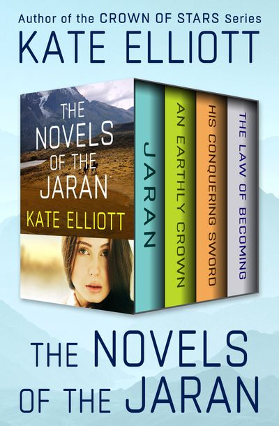 Buy The Novels of the Jaran at Amazon
