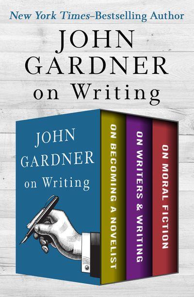 Buy John Gardner on Writing at Amazon