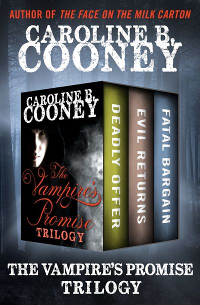 Buy The Vampire's Promise Trilogy at Amazon