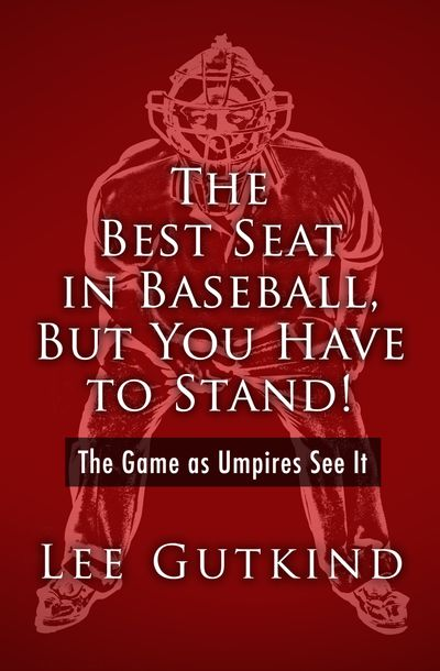Buy The Best Seat in Baseball, But You Have to Stand! at Amazon