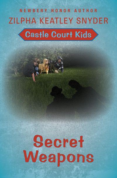 Buy Secret Weapons at Amazon