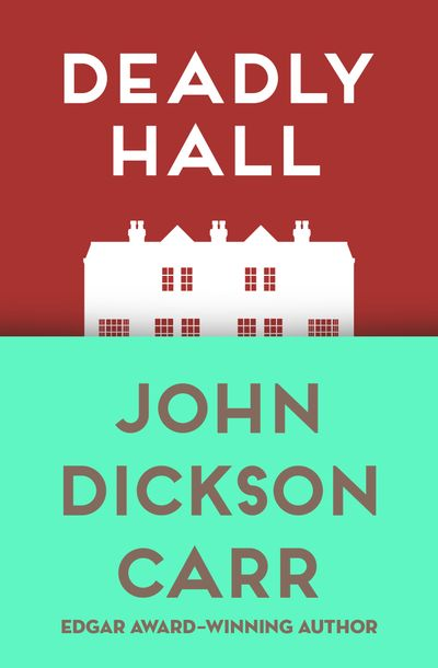 Buy Deadly Hall at Amazon