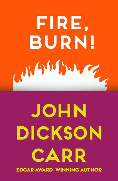 Buy Fire, Burn! at Amazon