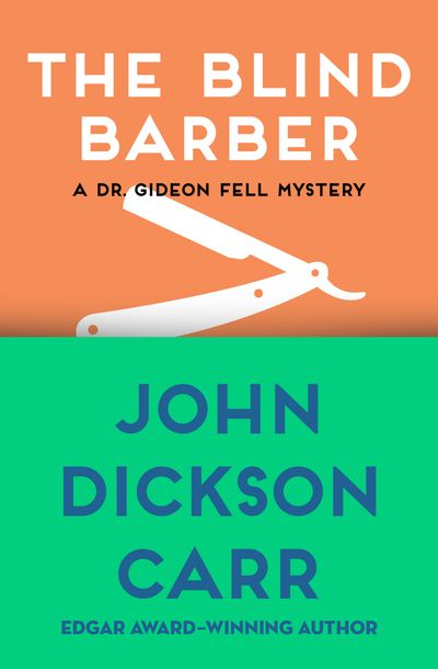 Buy The Blind Barber at Amazon