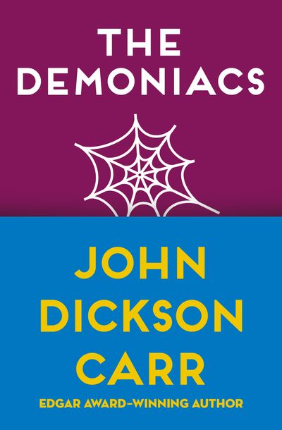 Buy The Demoniacs at Amazon