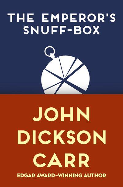 Buy The Emperor's Snuff-Box at Amazon