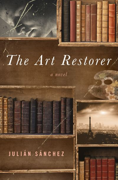 Buy The Art Restorer at Amazon