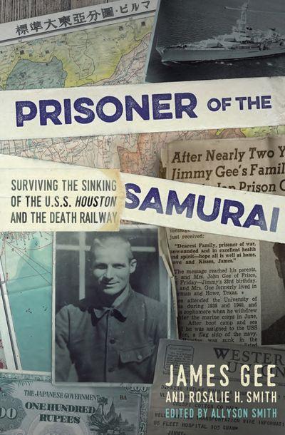 Buy Prisoner of the Samurai at Amazon