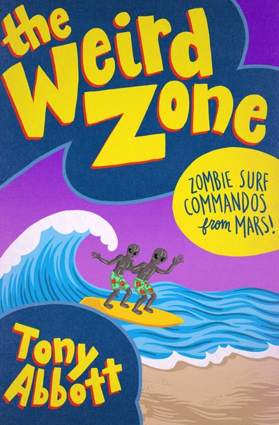 Zombie Surf Commandos from Mars!