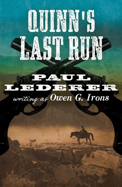 Buy Quinn's Last Run at Amazon