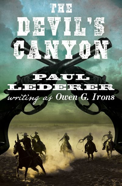 Buy The Devil's Canyon at Amazon