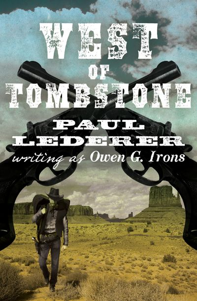 Buy West of Tombstone at Amazon