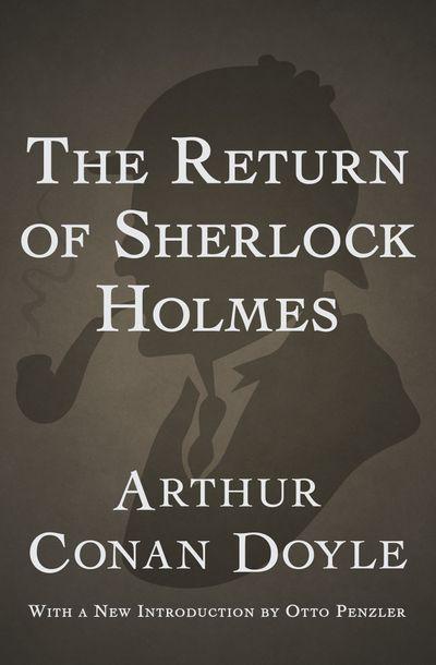 Buy The Return of Sherlock Holmes at Amazon