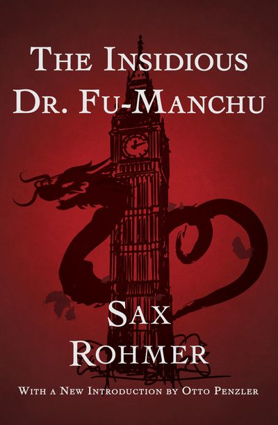 Buy The Insidious Dr. Fu-Manchu at Amazon
