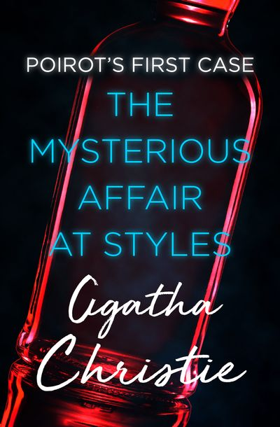 Buy The Mysterious Affair at Styles at Amazon