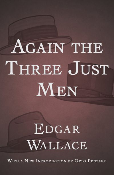 Buy Again the Three Just Men at Amazon