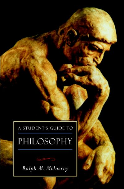 Buy A Student's Guide to Philosophy at Amazon