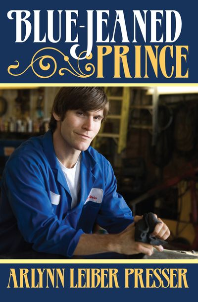 Buy Blue-Jeaned Prince at Amazon