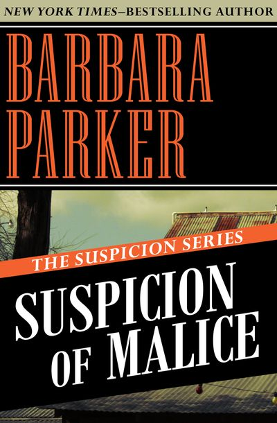 Buy Suspicion of Malice at Amazon