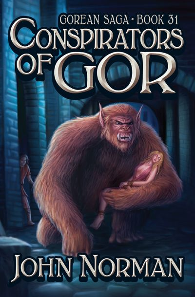 Buy Conspirators of Gor at Amazon