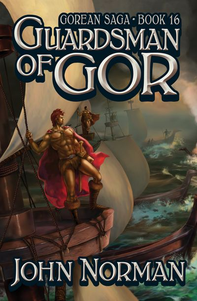Buy Guardsman of Gor at Amazon