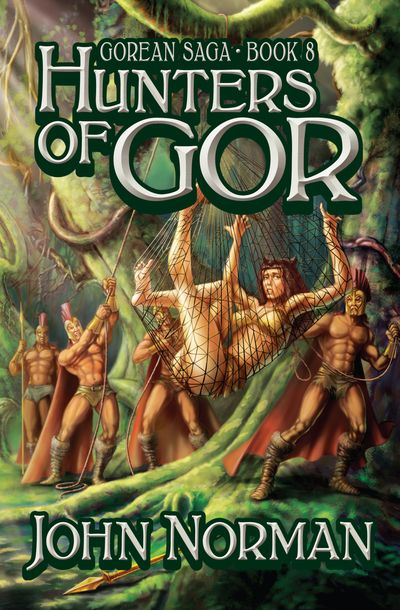 Buy Hunters of Gor at Amazon