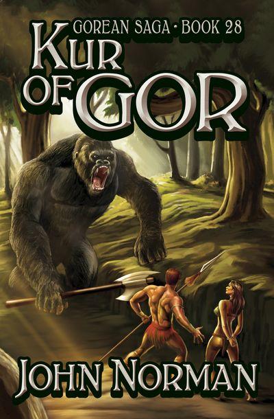 Buy Kur of Gor at Amazon