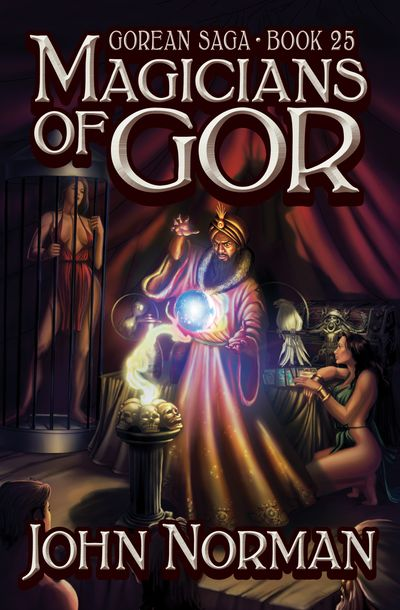 Buy Magicians of Gor at Amazon