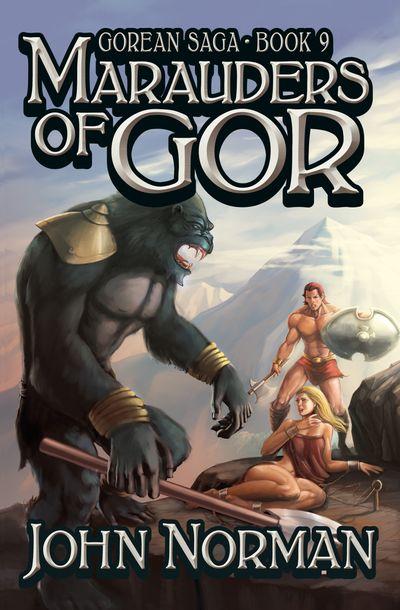 Buy Marauders of Gor at Amazon