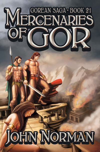 Buy Mercenaries of Gor at Amazon